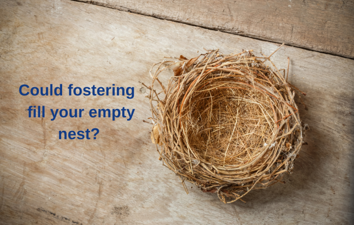Could fostering fill your empty nest?