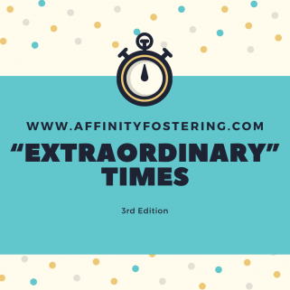 "AFFINITY ""EXTRAORDINARY"" TIMES 3rd Edition"