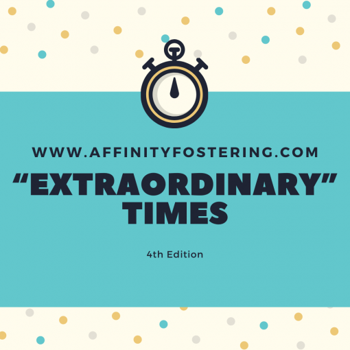 "AFFINITY ""EXTRAORDINARY"" TIMES 4th Edition"