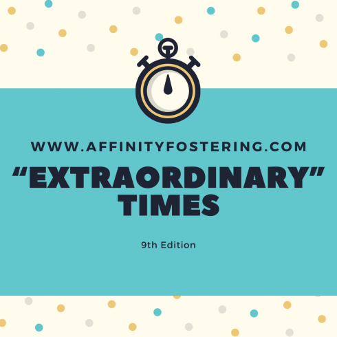 Extraordinary Times 9th Edition