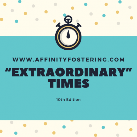 "AFFINITY ""EXTRAORDINARY"" TIMES 10th Edition"