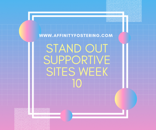 Stand Out sites this week - Week Starting 3rd June 2020
